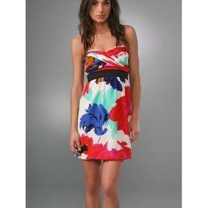 NWT tibi dahlia dress